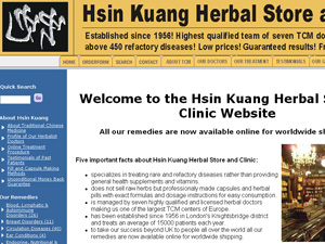 Hsin Kuang Herbal Store and Clinic