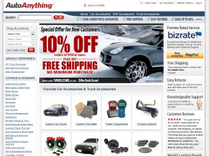 Auto Anything Promo Code >> Autoanything Coupon Codes 2011 Autoanyting Promo Code
