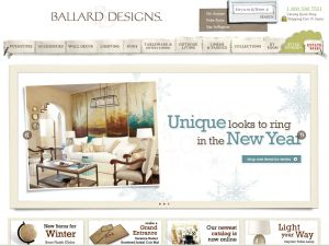 Ballard Designs Review. If you love the online home decor choices at places like Overstock and Wayfair but want a store that offers brick-and-mortar locations as well, Ballard Designs is the place for you.