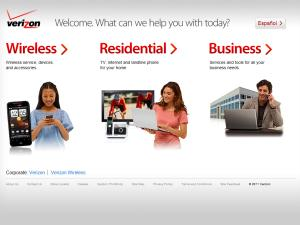 Verizon Broadband Services