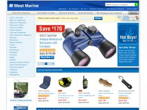 Westmarine coupon code